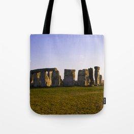 Evening at Stonehenge Tote Bag