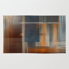Uninhabited Mosaic (Zig Zag) Rug