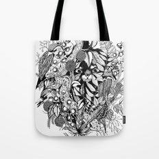 Snail Island Tote Bag