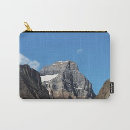 Moon Over Mountain Carry-All Pouch