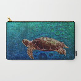 Turtle Patience Carry-All Pouch