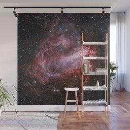 Star Forming Region Messier 17 Wall Mural
