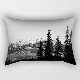 Sombre Rectangular Pillow