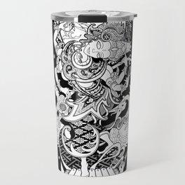 Balinese Saraswati Travel Mug