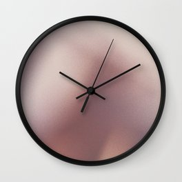 Abstract noise 4 Wall Clock