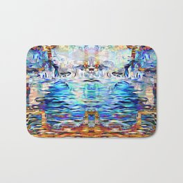 Infinite Abundance Bath Mat