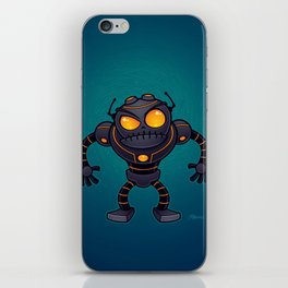 Angry Robot iPhone Skin