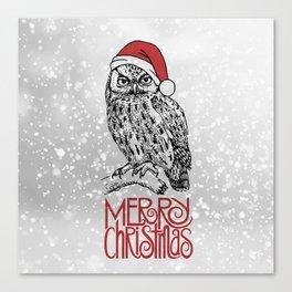 Merry Christmas II Canvas Print