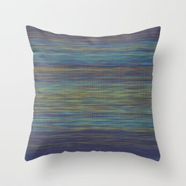 Winds / March 2-5, 2014 / Boone, North Carolina / Process.2014.01 Throw Pillow