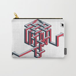 3D Impossible Carry-All Pouch