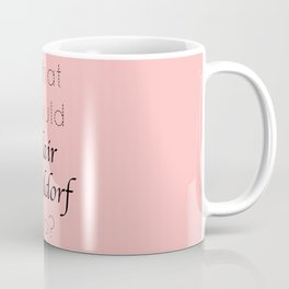 Gossip Girl: What would Blair Waldorf do? - tvshow Coffee Mug