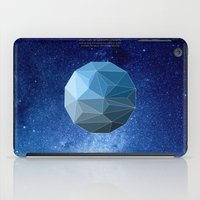 physics iPad Cases featuring Continuum Space by yuvalaltman