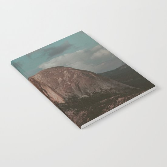Yosemite Half Dome Notebook