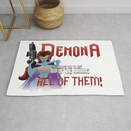 Demona Propganda Rug