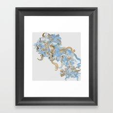 Jaipur Framed Art Print