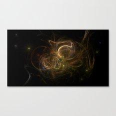 Faerie Galaxy Canvas Print