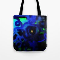 dot Tote Bags featuring DOT by mimulux