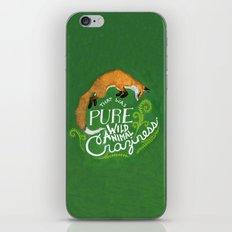 Wild Animal iPhone & iPod Skin