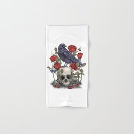 Memento Mori  Hand & Bath Towel