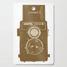 Lubitel Camera Cutting Board