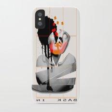 Bask In iPhone X Slim Case