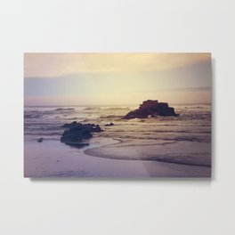 The Ocean Floor Metal Print