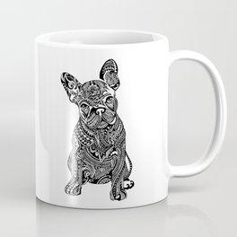 Polynesian  Frenchie Coffee Mug