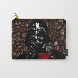 The Dark Side of Coffee Carry-All Pouch