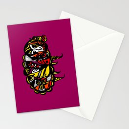 sheep keep you warm Stationery Cards