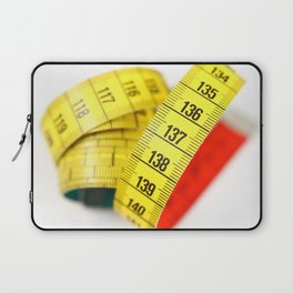 Measuring tape Laptop Sleeve