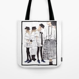 Ready To Wear Tote Bag