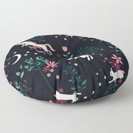 Forest of Magic Floor Pillow