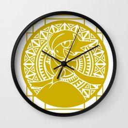 Stained Glass - Pokémon - Gardevoir Wall Clock