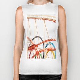 One Way To Have Fun #society6 #decor #buyart Biker Tank