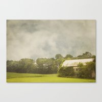 camouflage Canvas Prints featuring Camouflage by Finch & Maple