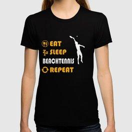 Beachtennis Graphic Tee T-shirt