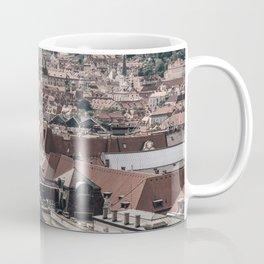 Prague Rooftop 04 Coffee Mug