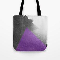 NEON NATURE   Purple Tote Bag