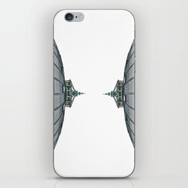 Space Prison iPhone Skin