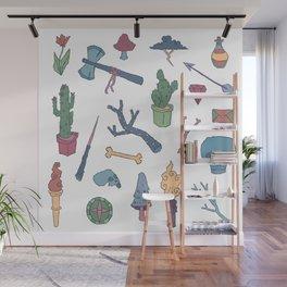 Magic too Wall Mural