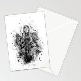 Ink Lagertha Stationery Cards