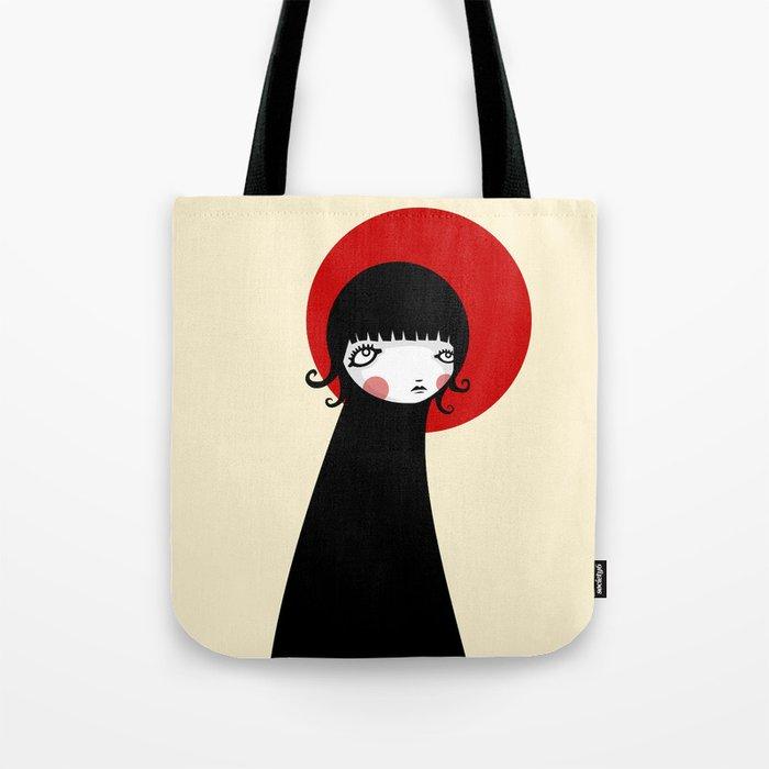 Redd Moon Tote Bag