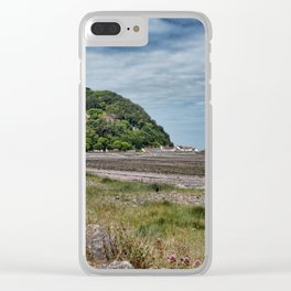 Minehead Somerset Clear iPhone Case