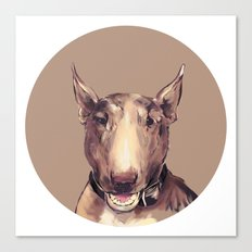 Bully Canvas Print