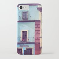 mexican iPhone & iPod Cases featuring Mexican houses by Olivier P.