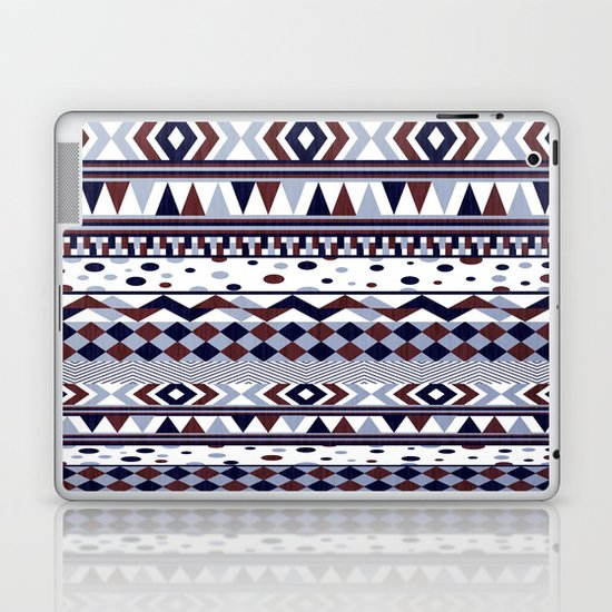 Tribal Vibe Laptop & iPad Skin