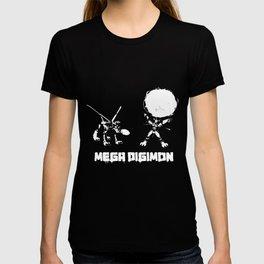 mega digimon T-shirt