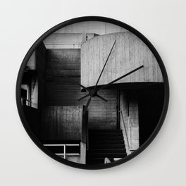 National Theatre | London |  United Kingdom Wall Clock