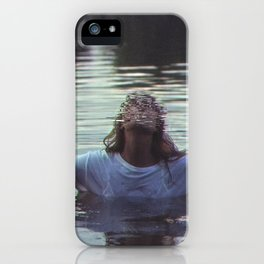 Water graves 3 iPhone Case