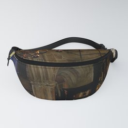 Wizard´s Office Fanny Pack